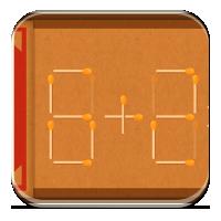 Łamigłówki matematyka - Łamigłówki z zapałkami 1 -