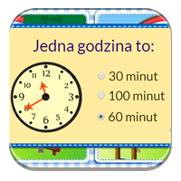 Nauka na zegarze - Zegarowe zagadki- Zdobywcy Wied