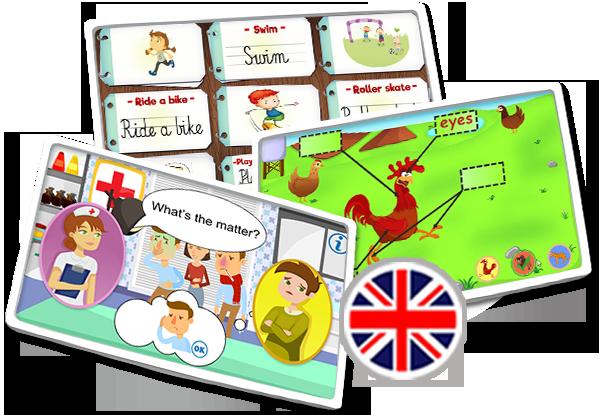zadania z angielskiego dla dzieci