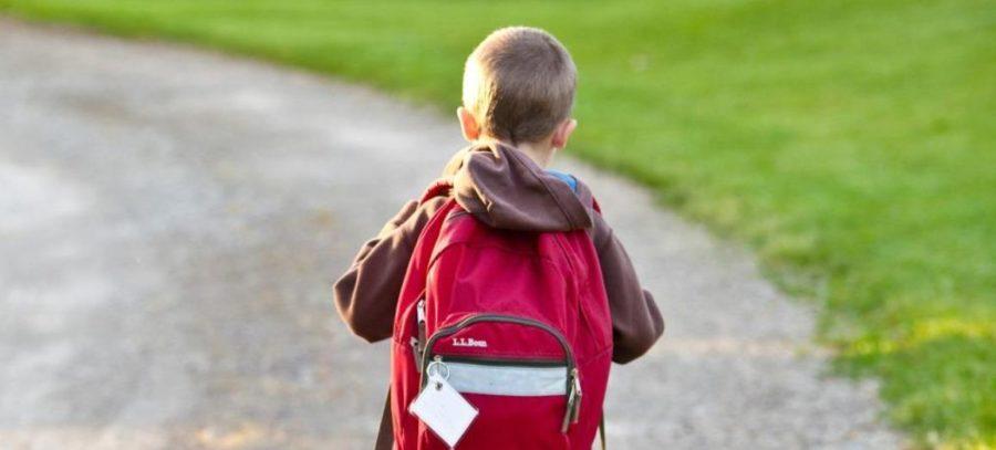 jak odchudzić plecak szkolny