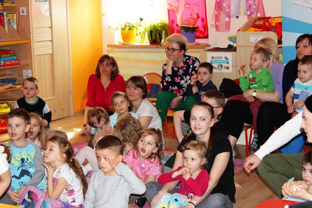 Warsztaty edukacyjne dla wychowanków Przedszkola Skowronek