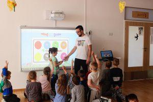 Warsztaty edukacyjne Przedszkole nr 10 im. Misia Uszatka